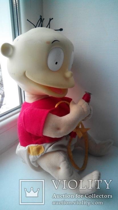Интерактивная кукла Томми Пиклз из м/ф Ох уж эти детки, фото №7