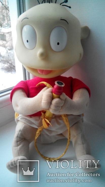 Интерактивная кукла Томми Пиклз из м/ф Ох уж эти детки, фото №8