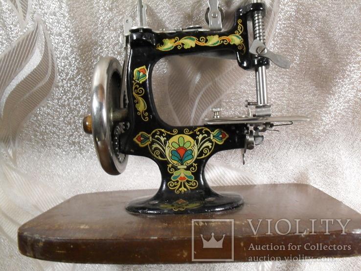 Швейная машинка ПМЗ 1935 - 1940 год., фото №3