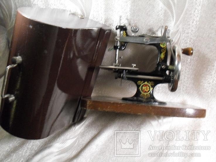 Швейная машинка ПМЗ 1935 - 1940 год., фото №7