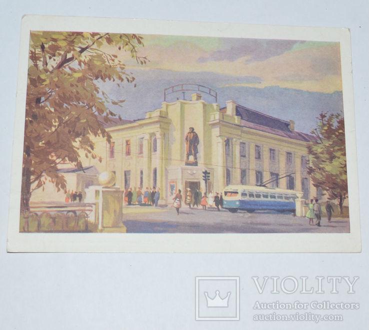 Новосибирск. 1962. художник шубин, фото №2