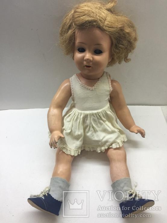 Кукла папье-маше или пресс опилки 44 см