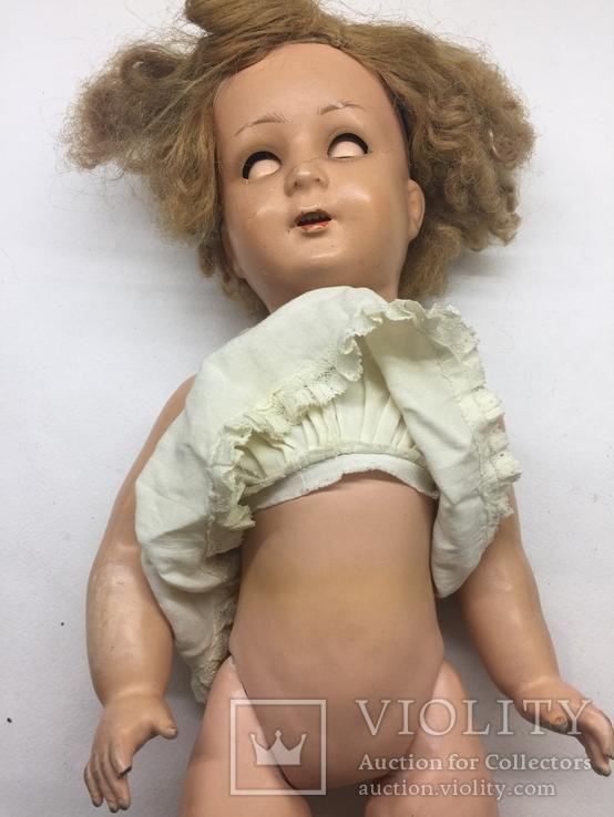 Кукла папье-маше или пресс опилки 44 см, фото №10