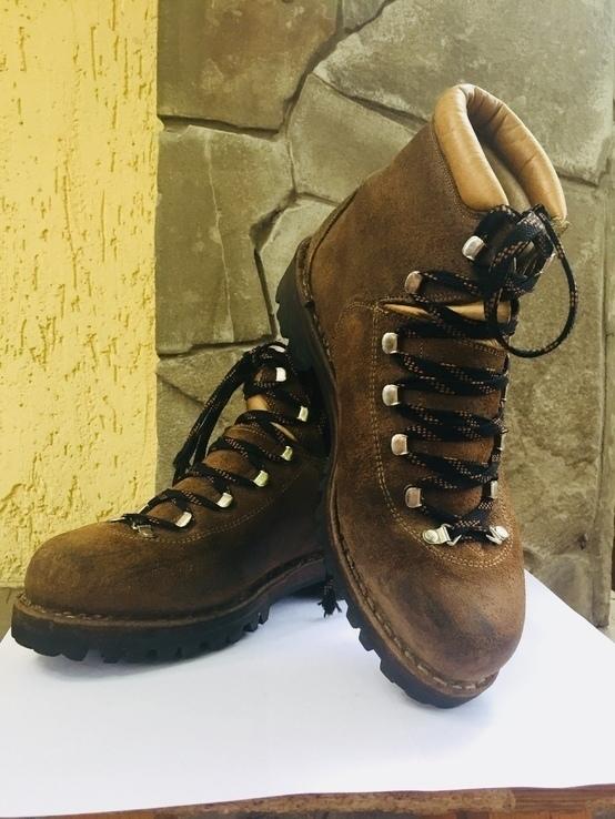 Ботинки ( натуральная кожа), фото №3