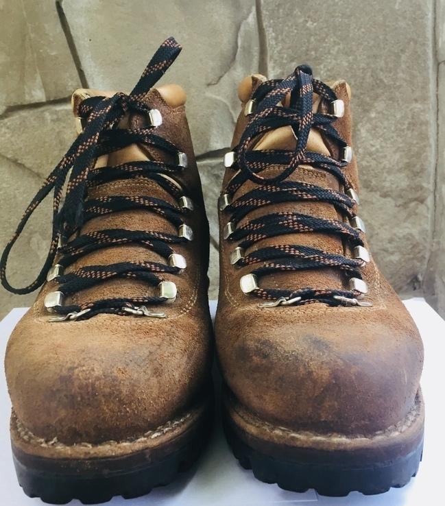 Ботинки ( натуральная кожа), фото №4