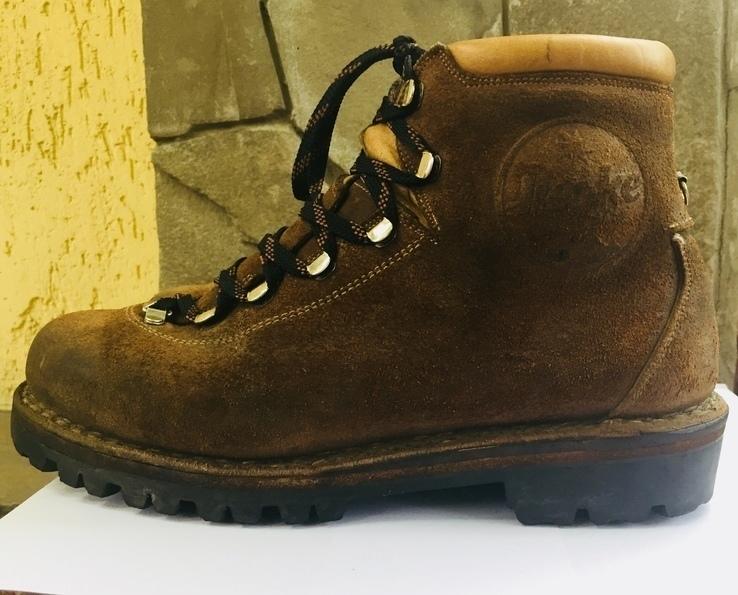 Ботинки ( натуральная кожа), фото №5