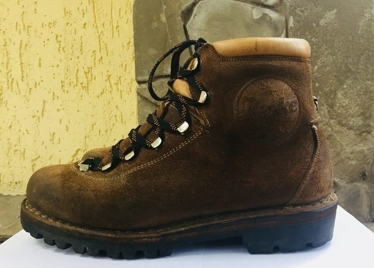 Ботинки ( натуральная кожа), фото №8