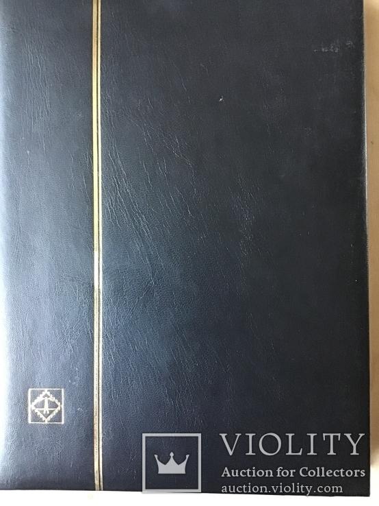 Альбом с марками Царской России, УНР,Германии  и многих стран старого периода
