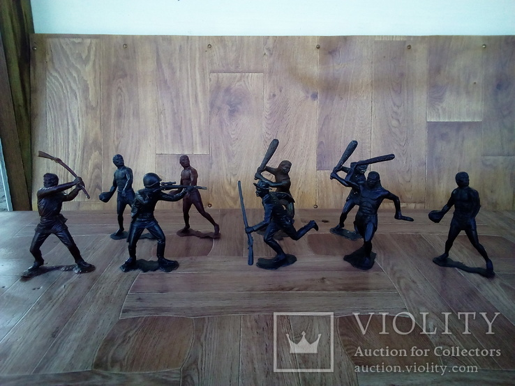 Болшые фигуры солдатов ссср + бонус подарок два солдата, фото №2