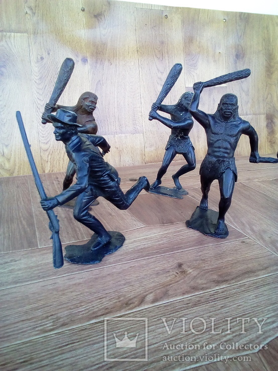 Болшые фигуры солдатов ссср + бонус подарок два солдата, фото №4