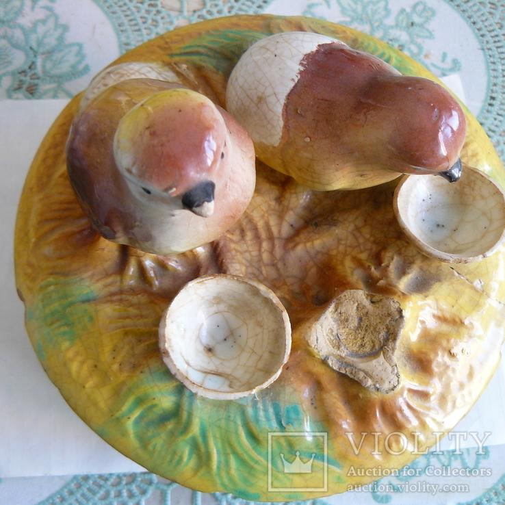 Сахарница или емкость для яиц  Кузнецова, фото №4
