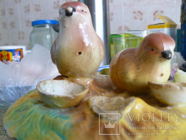 Сахарница или емкость для яиц  Кузнецова, фото №5