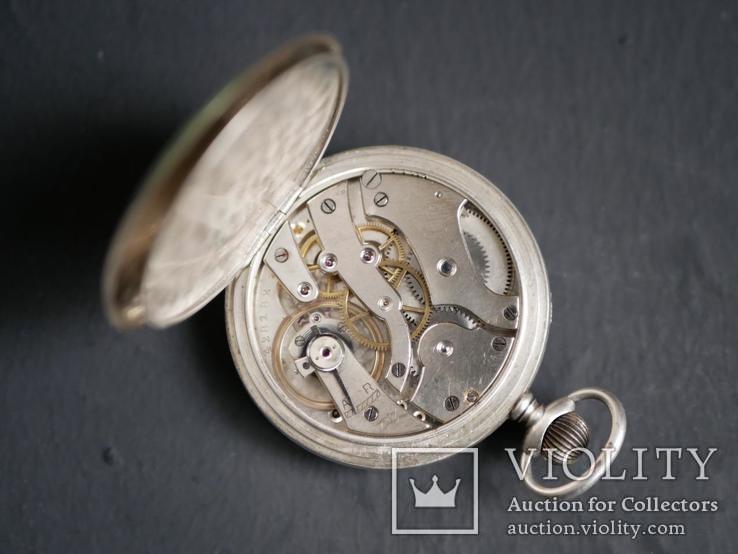 Наградные карманные часы Jaeger, фото №5
