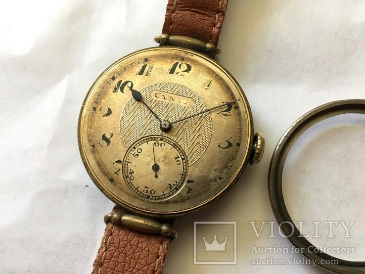 Наручные часы Cyma (Швейцария) 49 мм, фото №3