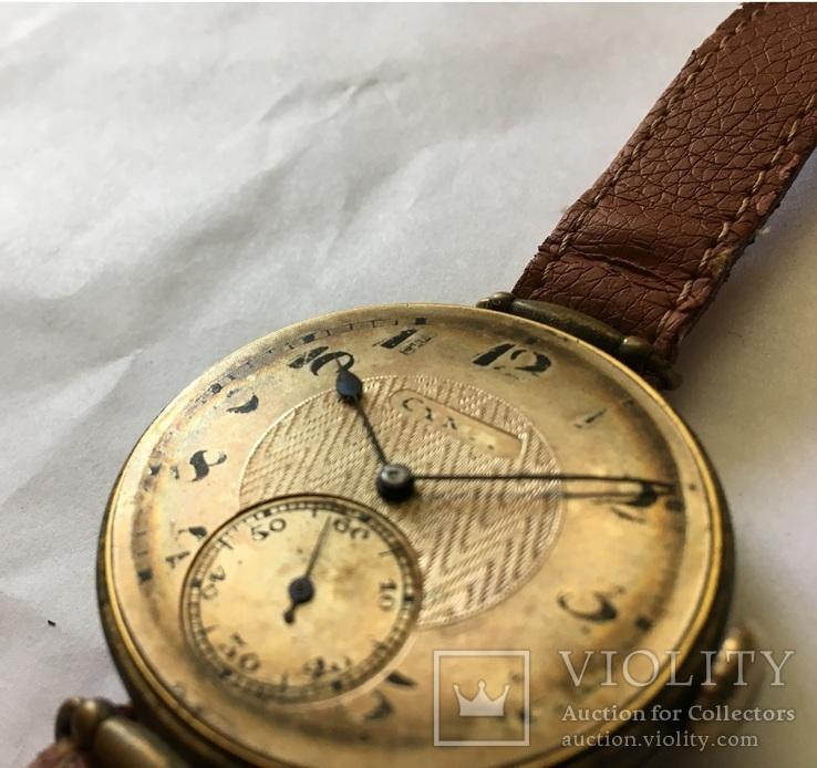 Наручные часы Cyma (Швейцария) 49 мм, фото №4