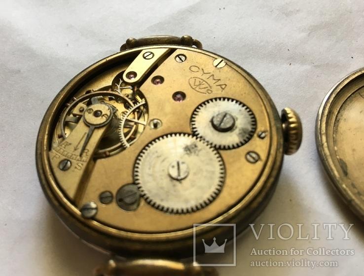 Наручные часы Cyma (Швейцария) 49 мм, фото №7