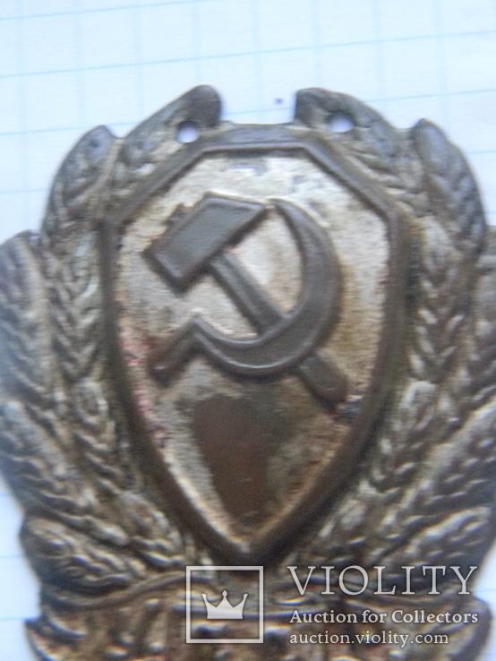 Знак милиции Украины 1923-1926гг, фото №3
