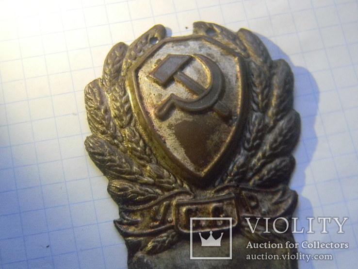 Знак милиции Украины 1923-1926гг, фото №5