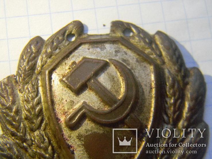 Знак милиции Украины 1923-1926гг, фото №7