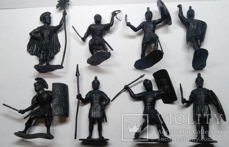 Полный набор римлян. Производства СССР , ДЗИ ., фото №3