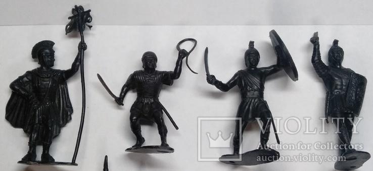 Полный набор римлян. Производства СССР , ДЗИ ., фото №5