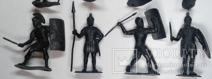 Полный набор римлян. Производства СССР , ДЗИ ., фото №6