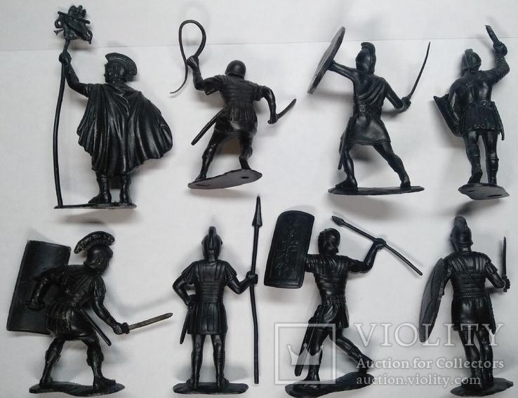 Полный набор римлян. Производства СССР , ДЗИ ., фото №8