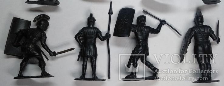Полный набор римлян. Производства СССР , ДЗИ ., фото №11