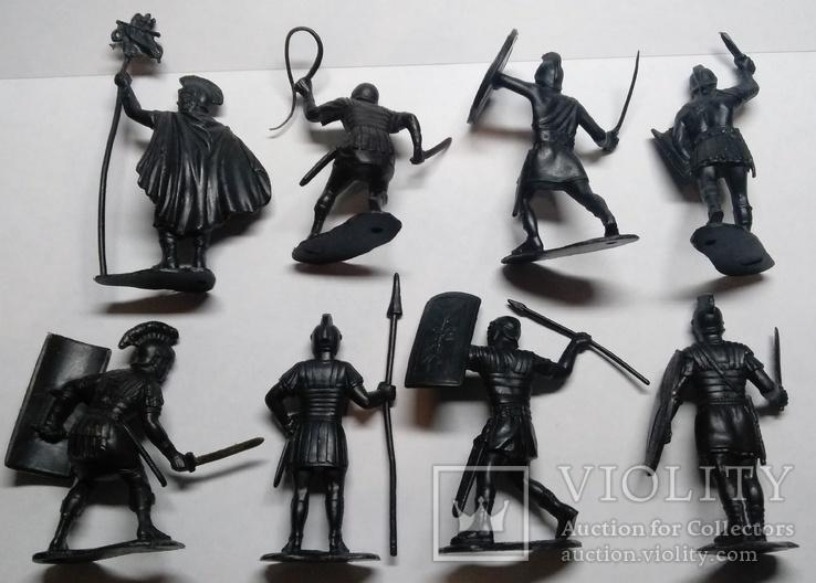 Полный набор римлян. Производства СССР , ДЗИ ., фото №12