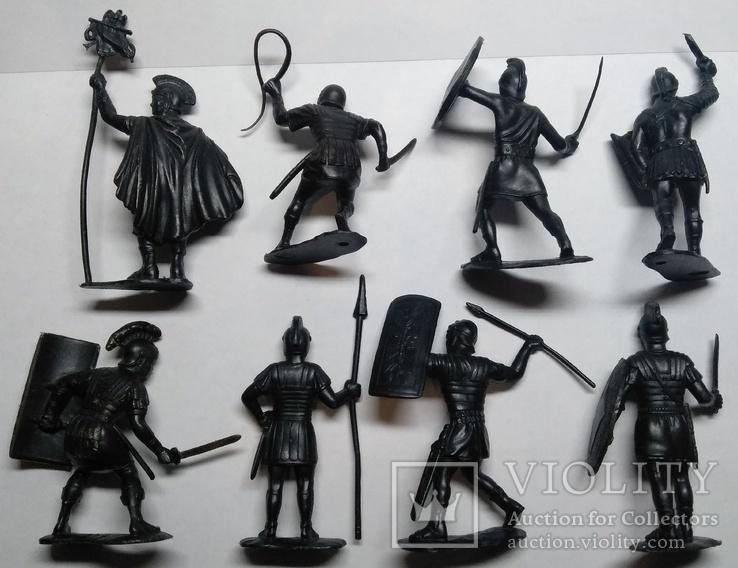 Полный набор римлян. Производства СССР , ДЗИ ., фото №13
