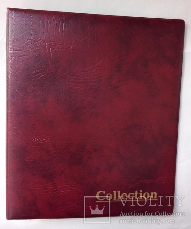 Акция: Альбом для монет/банкнот Колекшн Люкс 269 ячеек, фото №3