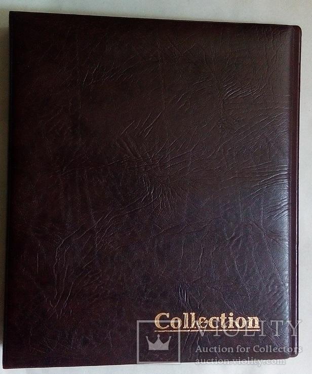 Акция: Альбом для монет/банкнот Колекшн Люкс 269 ячеек, фото №5
