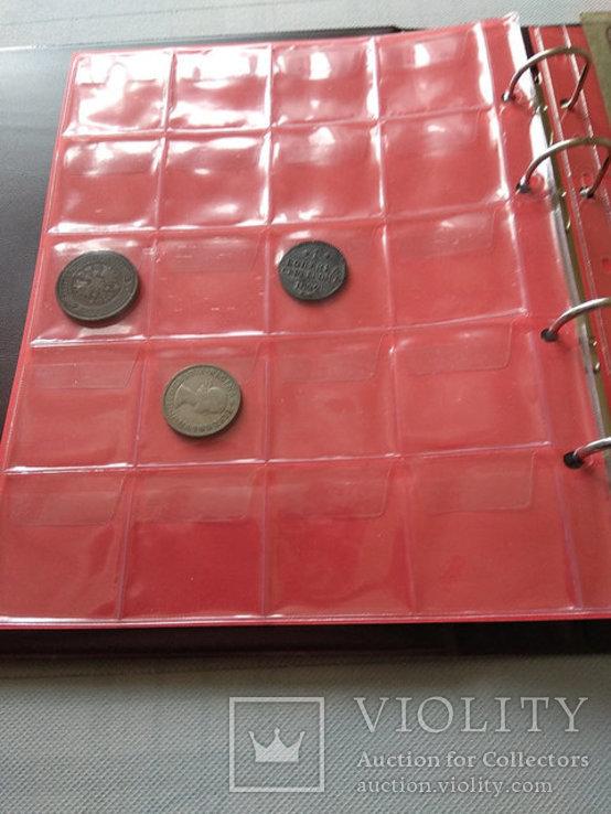 Акция: Альбом для монет/банкнот Колекшн Люкс 269 ячеек, фото №6
