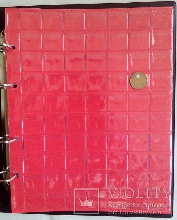 Акция: Альбом для монет и банкнот Marcia(Польша) 269 ячеек, фото №6