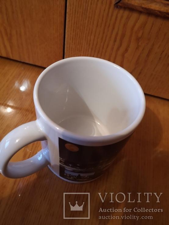 Чашка США город Чикаго Аль Капоне гангстер кружка Америка Штаты, фото №7