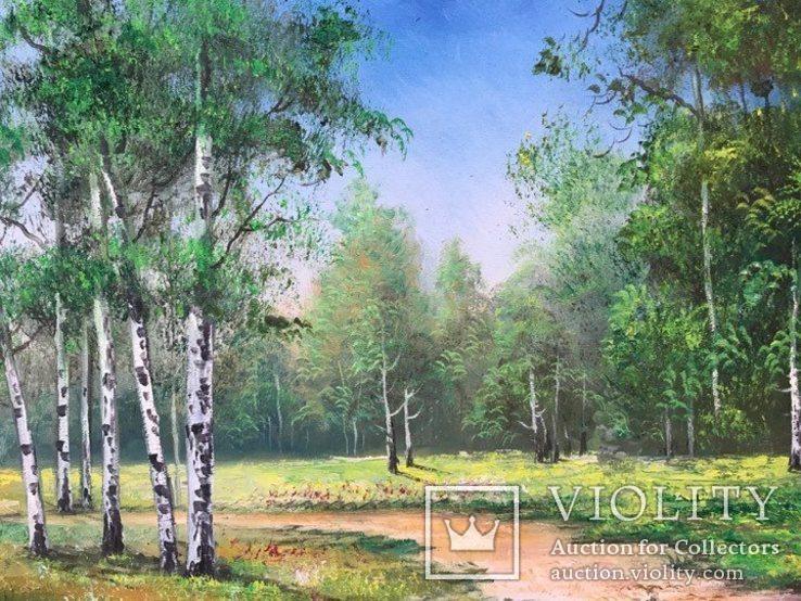 Летний пейзаж., фото №4