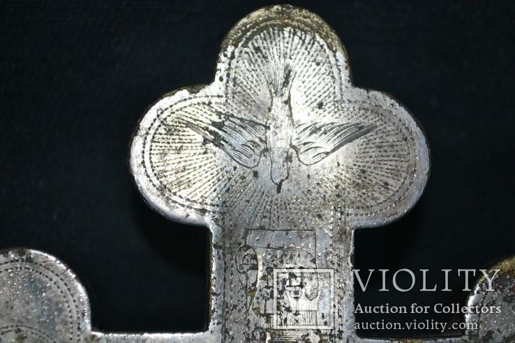 Крест мощевик 19-й век, фото №3