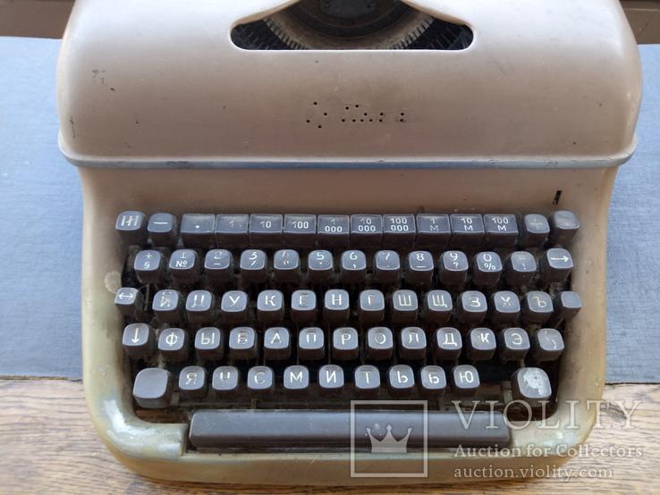 Печатная машинка, фото №3