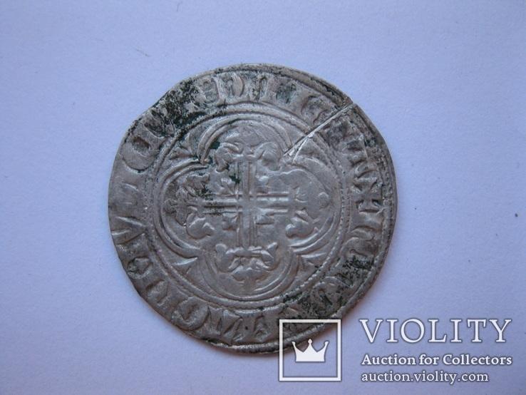 Хальбшотер Винриха фон Книпроде(1351-1382г.г.), фото №3
