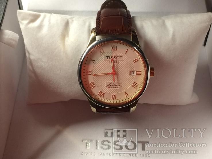 Часы Тиссот автомат, фото №3