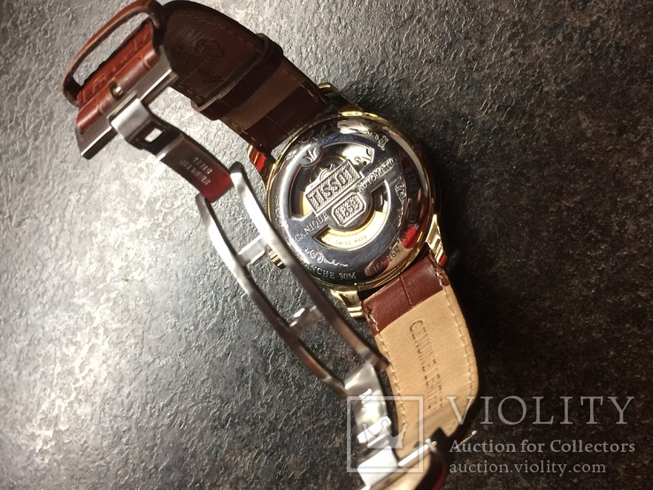 Часы Тиссот автомат, фото №7