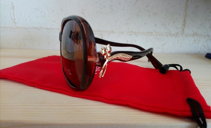 Очки женские солнцезащитные, фото №3