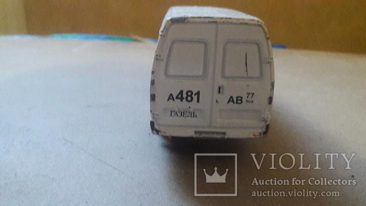 Игрушка машинка автомобиль газель игрушки, фото №5