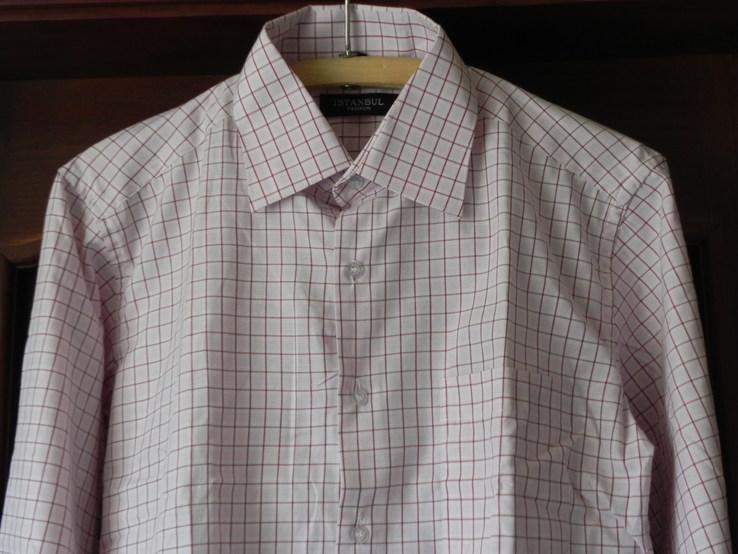 Рубашка Istanbul  р-рXL - новая, фото №5