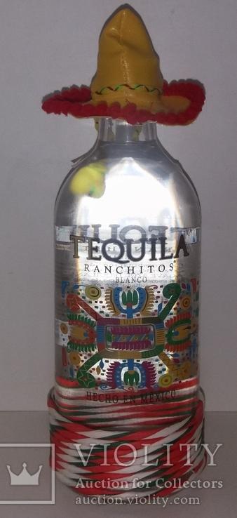 Текила Tequila Ranchitos Con Sombrero Blanco, Мексика, фото №2
