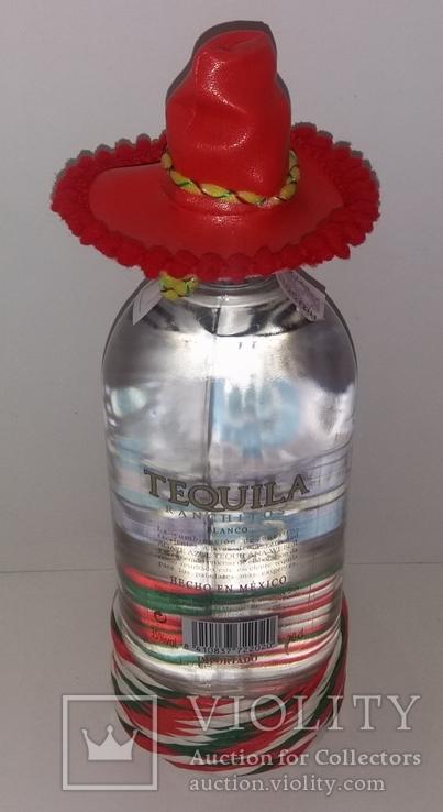 Текила Tequila Ranchitos Con Sombrero Blanco, Мексика, фото №3