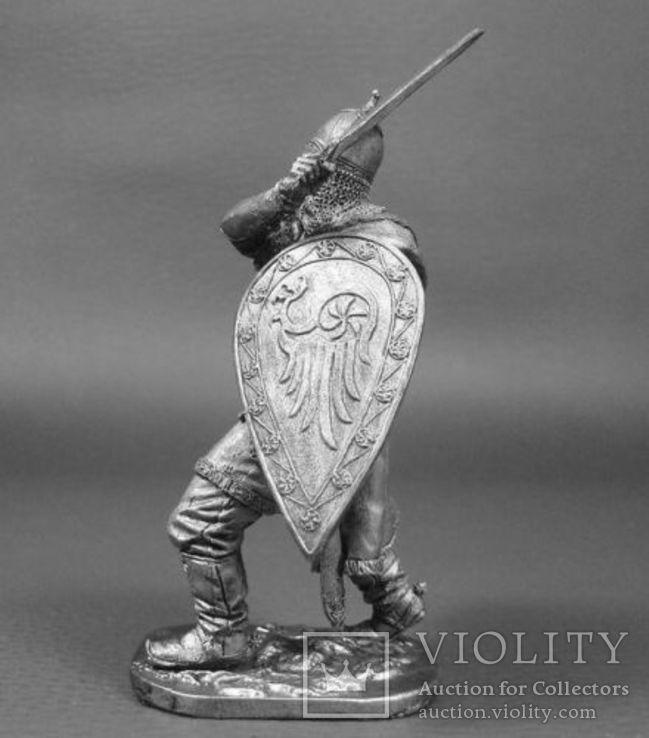 Русь.Рязанский воевода боярин Евпатий Коловрат, 1238 год, фото №4