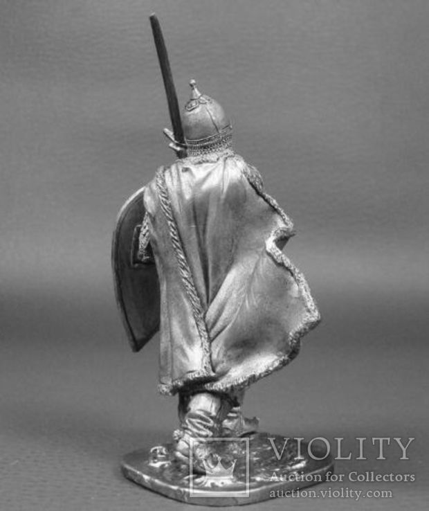 Русь.Рязанский воевода боярин Евпатий Коловрат, 1238 год, фото №5