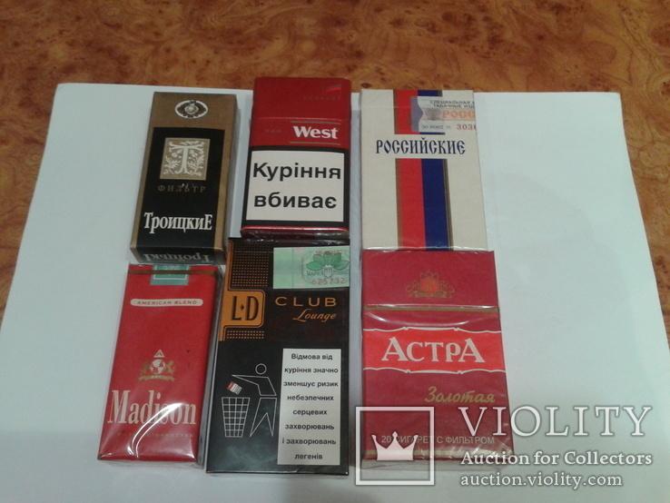 Коллекция сигарет 9, фото №3