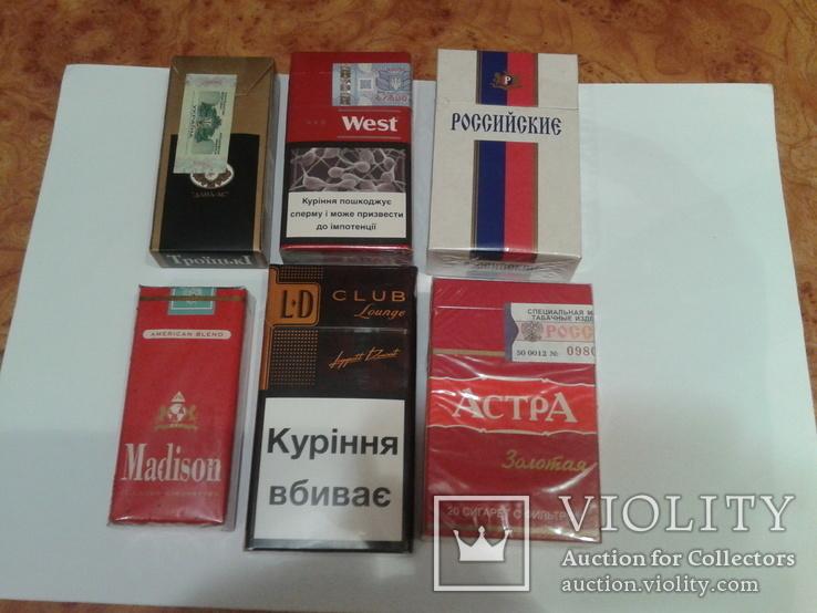 Коллекция сигарет 9, фото №7